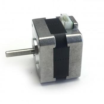 Шаговый мотор Nema 17, 2.6кг/см, 0.4А