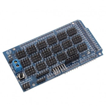 Шилд для датчиков Sensor shield Ardunio Mega