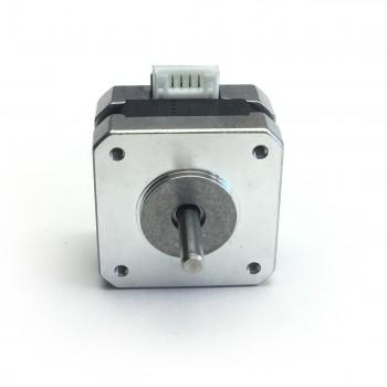 Шаговый мотор Nema 17, 2.2кг/см, 0.7А