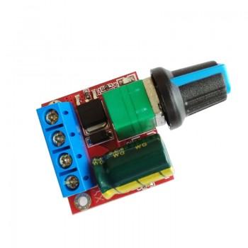 PWM регулятор 5А, 4.5 - 35V