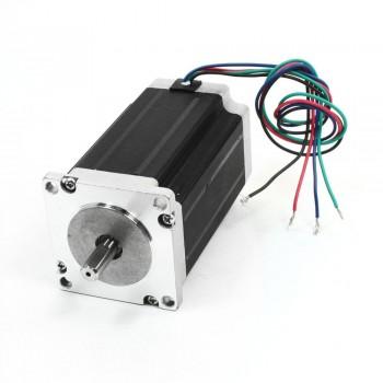 Шаговый мотор Nema 23, 30кг/см