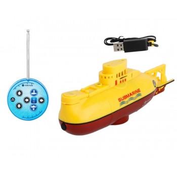 Мини подводная лодка