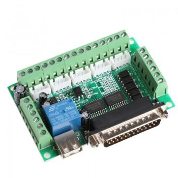 Mach3 Interface Board 5 axis